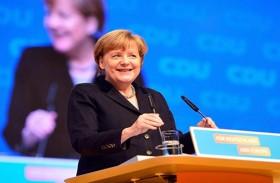 ألمانيا: أنجيلا ميركل، مستشارة العالم..!