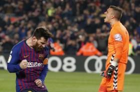 فوز صعب لبرشلونة وأتلتيكو في الليغا