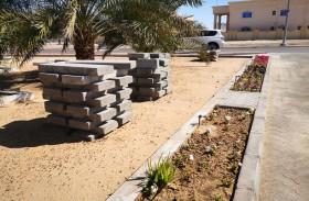 بلدية مدينة أبوظبي توعي المجتمع بشأن مخلفات البناء في مدينتي محمد بن زايد وشخبوط