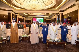 انطلاق مؤتمر وزارة الدفاع الرابع لحروب القرن الـ21 في أبوظبي