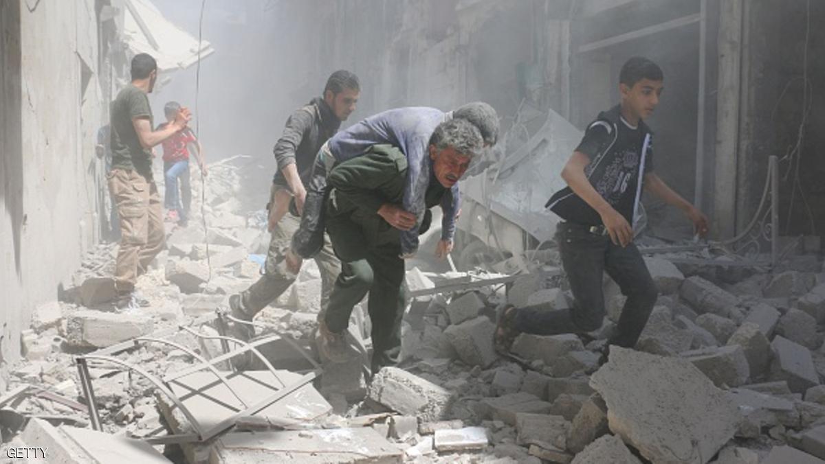 الصحة العالمية تطالب بممرات آمنة في حلب