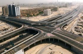 «طرق دبي» تفتتح مشروع تطوير شارعي اليلايس والأصايل