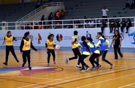 دورة دبي للألعاب المدرسية للطالبات تستأنف نشاطها اليوم