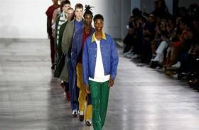 انطلاق أسبوع الموضة لأزياء الرجال