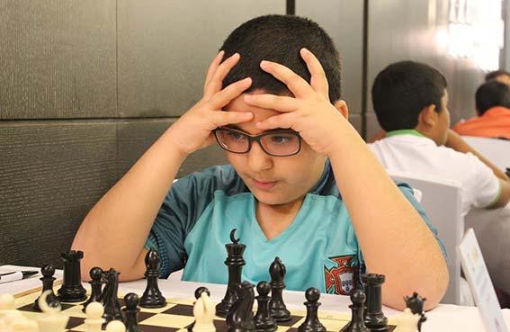 الليلة يسدل الستار على بطولات آسيا الغربية للشطرنج في العين