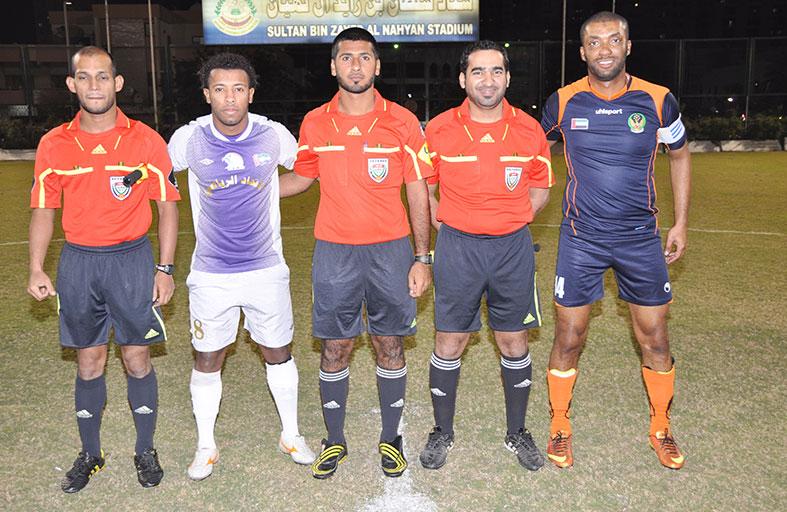اتحاد الجامعات في صدارة دوري المؤسسات لكرة القدم
