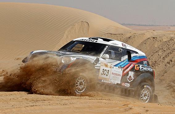 الاتحاد القطري للسيارات والدراجات النارية يكشف النقاب عن مسار أكثر الراليات الصحراوية طموحاً في تاريخ قطر