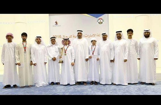 إسحاق يتوج بلقب بطولة الإمارات الفردية للشطرنج للرجال