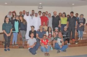 """ورشة """"إعداد الممثل المسرحي"""" تكشف عن عشرات المواهب لإثراء المسرح الإماراتي"""