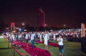 مجلس دبي الرياضي والقنصلية الهندية يحتفلان باليوم العالمي لليوغا