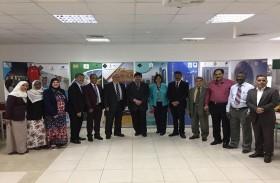كلية الإمارات للتكنولوجيا تحتفل بمناقشات التدريب العملي ومشاريع التخرج لطلبة الإعلام