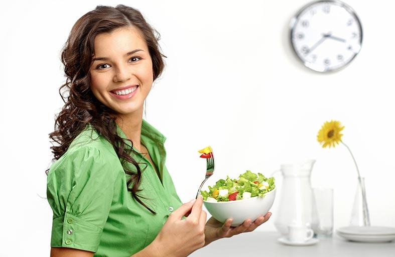 تناول النساء للخضروات يمنحهن شرايين صحية