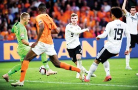 صدام ألماني-هولندي في تصفيات كأس أوروبا