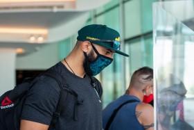 المقاتل الأمريكي دومينيك ريس يشيد بتجهيزات «ياس» لخوض منافسات «يو إف سي 253»
