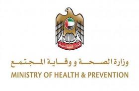 الصحة تعلن شفاء 1,497 حالة جديدة من كورونا