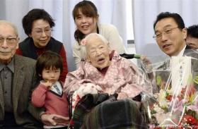 هل تتحول اليابان إلى مركز المعمرين؟