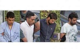 4 متهمين في هجوم برشلونة يمثلون أمام المحكمة