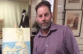 اشترى لوحة بـ 320 دولاراً فتبين أنها تساوي ثروة