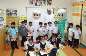 فرع عجمان بمواصلات الامارات يبدأ العام الدراسي بنقل 9755 طالبا وطالبة