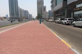 بلدية مدينة أبوظبي تزيل 2807 مشوهات للمظهر العام منذ يناير حتى يوليو 2019 في جزيرة أبوظبي