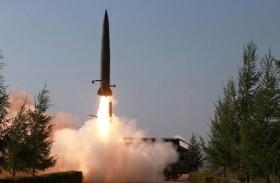 كوريا الشمالية تطلق صواريخ بالستية في بحر اليابان