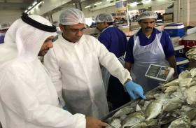 """""""أبوظبي للرقابة الغذائية"""" ينفذ حملة تفتيشية وتوعوية مسائية شاملة"""