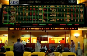 2.282 مليار درهم قيمة مشتريات الأجانب  في سوق أبوظبي للأوراق المالية خلال مايو