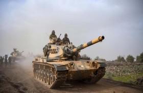 ميركل تنتقد بشدة الهجوم التركي على عفرين