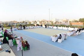 بلدية مدينة أبوظبي تنظم «سوق نهاية الأسبوع» في مدينة الباهية