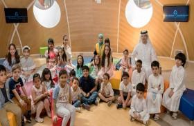 عهود الرومي تشارك في إطلاق برنامج أبطال الجليلة التطوعي