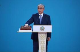 الإمارات تشارك في مراسم تنصيب رئيس كازاخستان الجديد