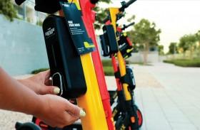 فينيكس تطلق خدمة اشتراك خاص بالسكوتر الكهربائي في أبوظبي