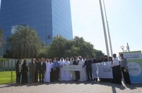 غرفة دبي تدشن استعداداتها لتحدي دبي للياقة عبر نشاط رياضي جماعي على ضفاف الخور