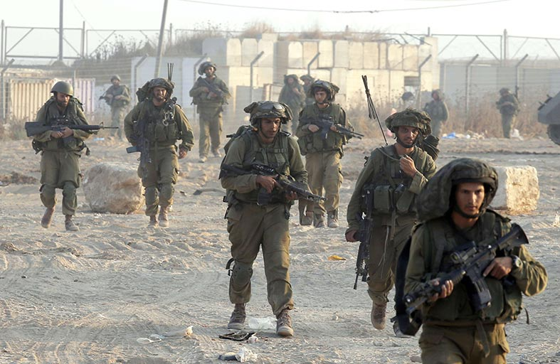 إسرائيليون يرتعدون خوفاً من عمليات المقاومة