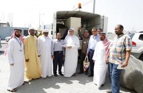 دبي للثقافة تطلق مبادرة العطاء