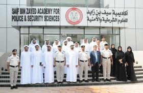 شرطة أبوظبي تؤهل 25 منتسباً للتعامل مع أهالي الضحايا أثناء الكوارث والأزمات