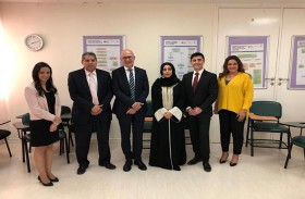 هيئة الصحة بدبي وباير الخليج تنظمان ورشة العمل الأولى حول الأبحاث السريرية