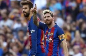 برشلونة يعود الى سكة الانتصارات بأداء باهت