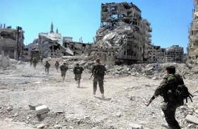حرب سوريا تشعل ثلاثة حروب أخرى