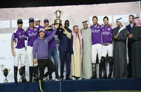 فريق أبو ظبي يُتوج بلقب بطولةكأس صاحب السمو رئيس الدولة للبولو في نسخته الـ 17