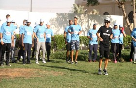 جامعة أبوظبي تنظم ماراثون رياضي تزامناً مع ختام مبادرة «تحدي دبي للياقة»