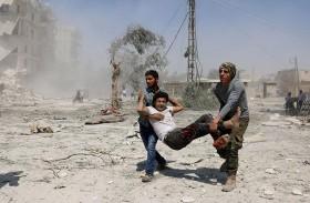 مستشارة للأسد: الحرب تقترب من نهايتها