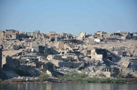 العثور على مقبرة جماعية جديدة غرب الموصل