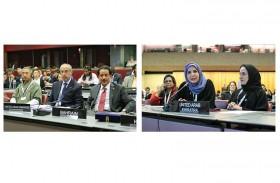 وفد الشعبة البرلمانية.. مشاركة فاعلة في أعمال الجمعية الـ138 للاتحاد البرلماني الدولي