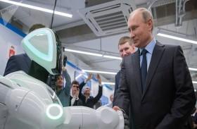 الذكاء الاصطناعي: من سيكون سيّد العالم...؟