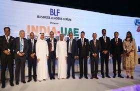 مجموعة شركات إماراتية في قمة الشراكة الإماراتية الهندية  تعلن عن جمع مليار دولار أمريكي لتمويل كبرى المشروعات في الهند
