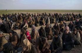 اجتماع في السويد لإنشاء محكمة لمقاتلي داعش