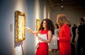 المعرض الدولي الأول لحرم طحنون بن زايد ببريطانيا يشهد اقبالا واسعا