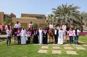 """«فرسان القافلة الوردية» يجوبون الإمارات السبع بـ«العيادة المتنقلة"""" في سبعة أيام"""