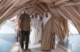 حاكم الشارقة يفتتح مهرجان الفنون الإسلامية في دورته الـ 22
